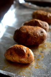 Perfect Oven Baked Potato